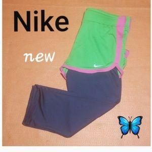 Nike Shorts/leggings